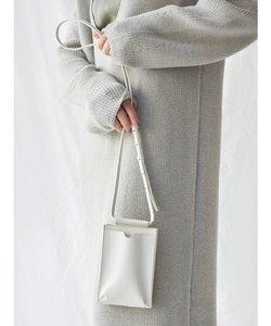 エコレザーミニショルダーバッグ