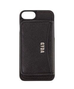 【iphone6/6s/7/8】basicカードケース付iPhoneケース