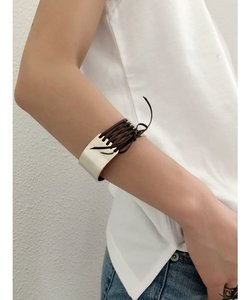 JEYSUS laceup bracelet