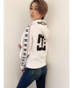 DC×GYDA RUN NERHIGH SHORT パーカー