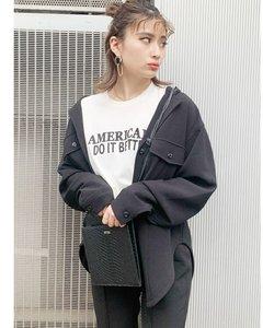 シンプルシャツ ジャケット
