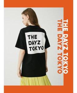【THE DAYZ TOKYO】ユニセックス LA APPAREL×DAYZプリント Tシャツ