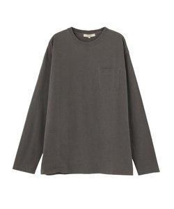 【MEN】20天竺ピグメントTシャツ