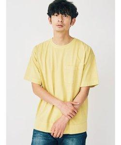 16/-ピグメントBIG Tシャツ