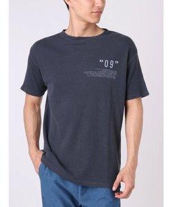 ワッフルピグメント09プリントTシャツ