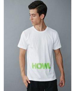HOWLプリントTシャツ