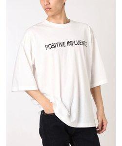 バックドルマンプリントBigTシャツ