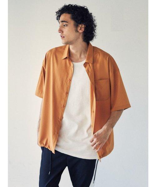 半袖コーチBigシャツ