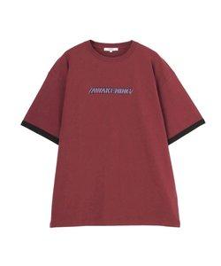 リンガー ネオンLOGO BigTシャツ