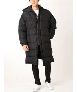 中綿ロングコート