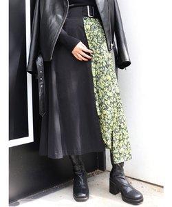 アラベスクドッキングスカート