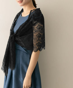 COUTURE MAISON 3WAYレースショール