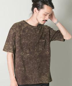 ケミカルブリーチTシャツ