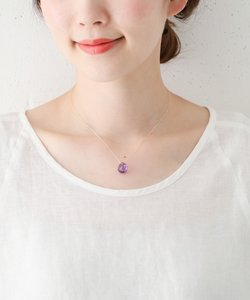 Favorible Stone Necklace