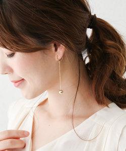 Favorible Ball Chain Earrings