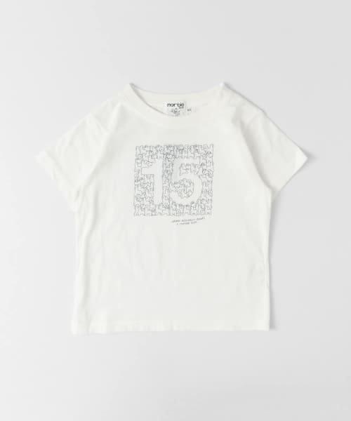 marble sud×DOORS 15th別注 PRINT S/S Tシャツ(KIDS)