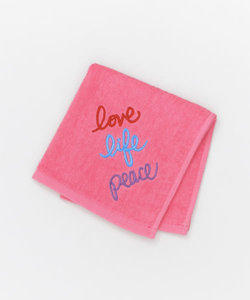 Koji Toyoda Design Towel