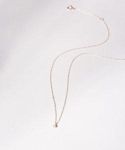 Favorible diamond necklace