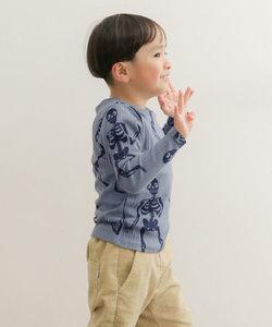 mini rodini Skelton aop Is T-shirts(KIDS)