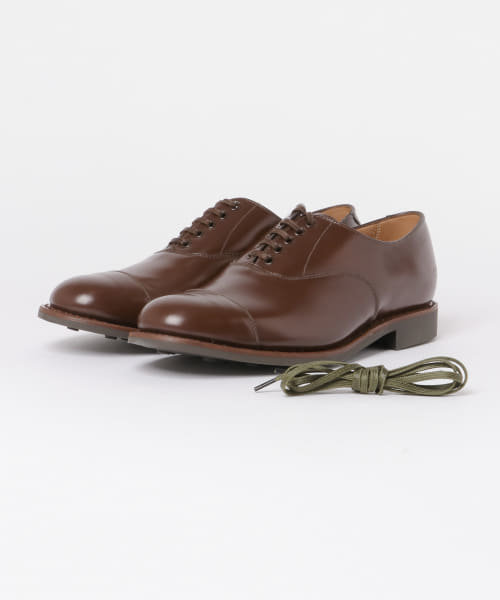 FSC×Sanders MILITARY CAP TOE OXFORD
