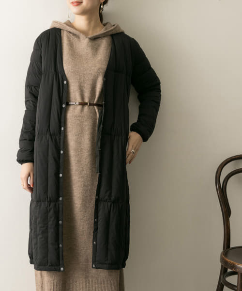 YOSOOU light Long Coat