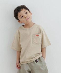 LEE KIDS HALF-SLEEVE POCKET T-SHIRTS