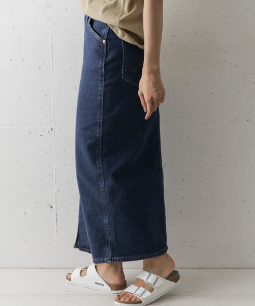 Wrangler×DOORS 別注SLIT LONG SKIRT
