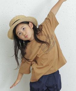 【別注】highking×DOORS サイドポケットTシャツ(KIDS)