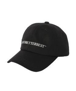 GOODBETTERBEST ロゴキャップ