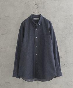オーバーBDシャツ