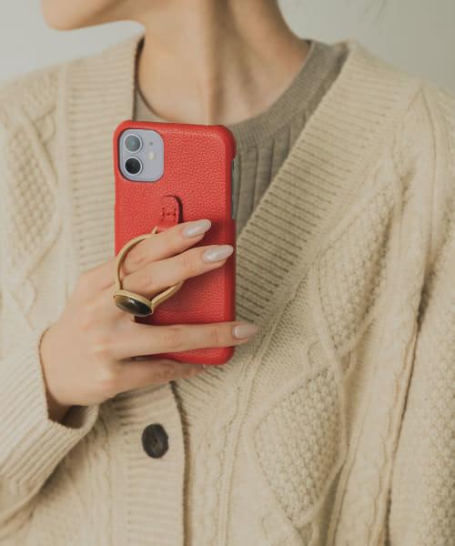 【WEB限定】【別注】hashibami×UR iphone case 11/XR