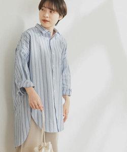 FORK&SPOON レギュラーカラービッグシャツ