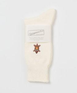 チベタン刺繍ソックス