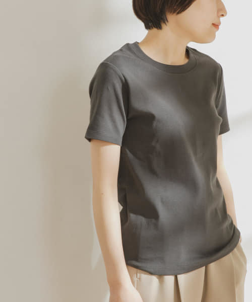 FORK&SPOON フライスショートスリーブTシャツ