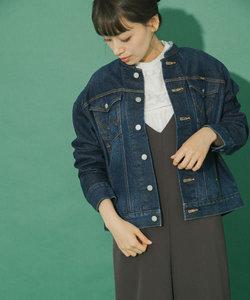 【別注】Wrangler×Sonny Label カットオフデニムジャケット