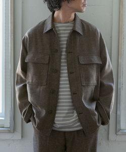 【別注】PENDLETON×DOORS CPO Shirts Jacket