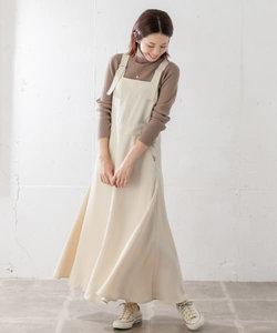 【WEB限定】フレアジャンパースカート