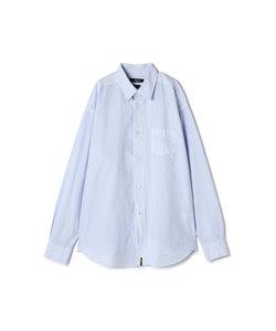 Hermaphrodite 胸ポケットコットンシャツ