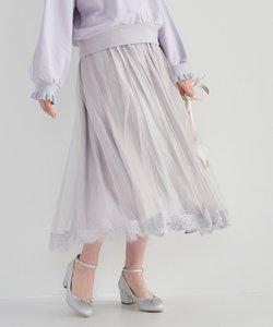 キラキラリバーシブルスカート