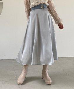 コルセットスカート