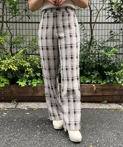 ♯コルセットベルト付Ladyパンツ