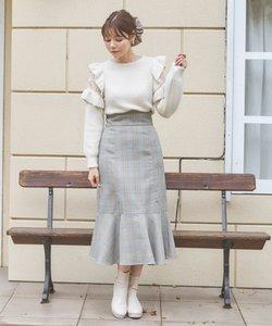 クラシックハイウエストスカート
