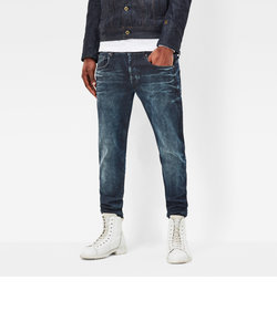 3301 Slim / Slander 12 oz stretch denim