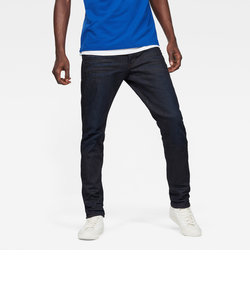3301 Straight Tapered / Visor stretch denim