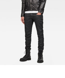 Revend Skinny / Black pintt stretch denim