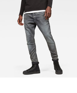 D-Staq 3D Slim / Loomer grey rop stretch denim