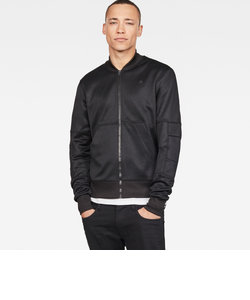 RC Rackam bomber sw l/s / Defender sweat