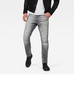 5620 3D Slim / Lavas grey stretch denim