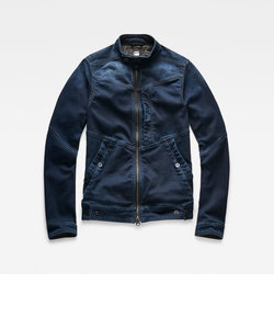 Deline 3D Slim JKT / Slander indigo superstretch