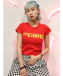 GIRLチビTシャツ